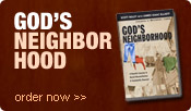 God's Neighborhood Hardback Book
